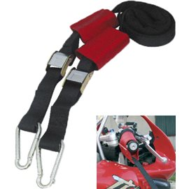 SANGLES TIE DOWN ROAD EXTRA STRONG ROUGE