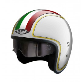 CASQUE JET CUSTOM TORX HARRY ITALIE
