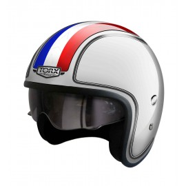 CASQUE JET CUSTOM TORX HARRY FRANCE