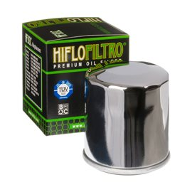 FILTRE A HUILE CHROME HONDA CBF500 / ABS 2004-2008