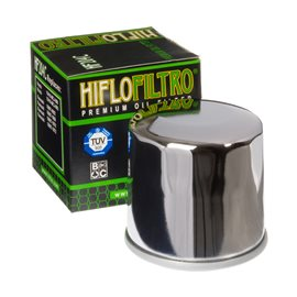 FILTRE A HUILE CHROME HONDA GL1800 F6C GOLDWING 2014-2016