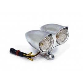 DOUBLE FEU AR ALU LED