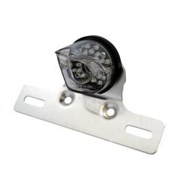 FEU SIMPLE AR ROND A LEDS+SUPPORT PLAQUE