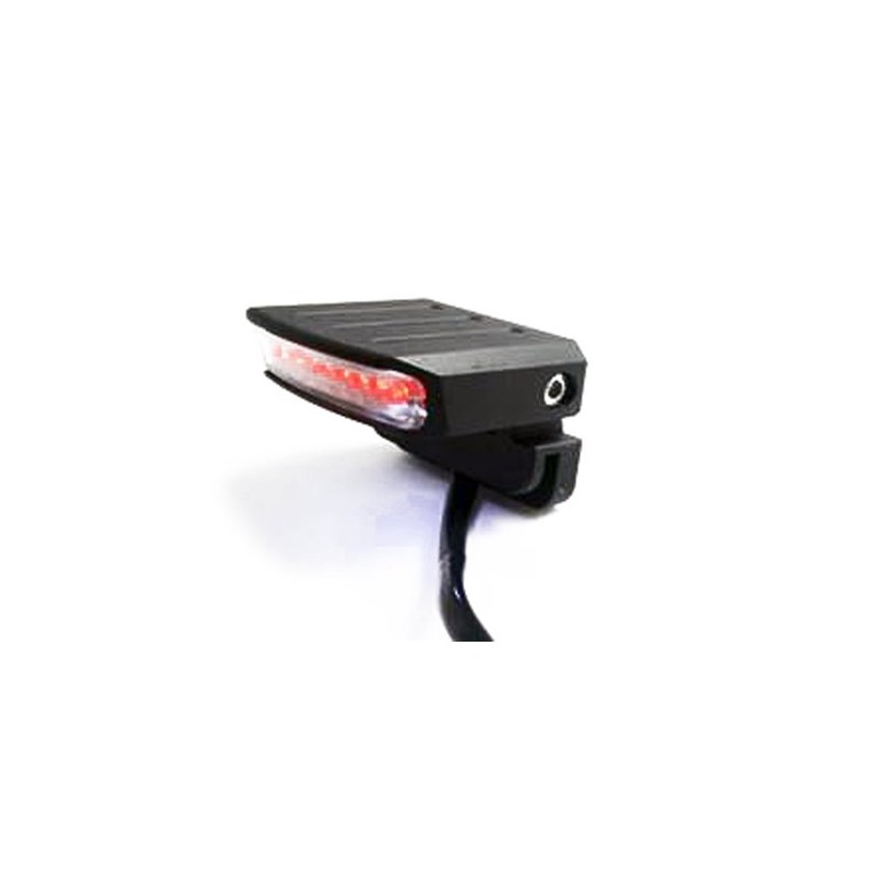 mini feu moto arriere eclairage support de plaque en. Black Bedroom Furniture Sets. Home Design Ideas