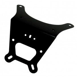 SUPPORT DE PLAQUE GSX-R 1000 09-14