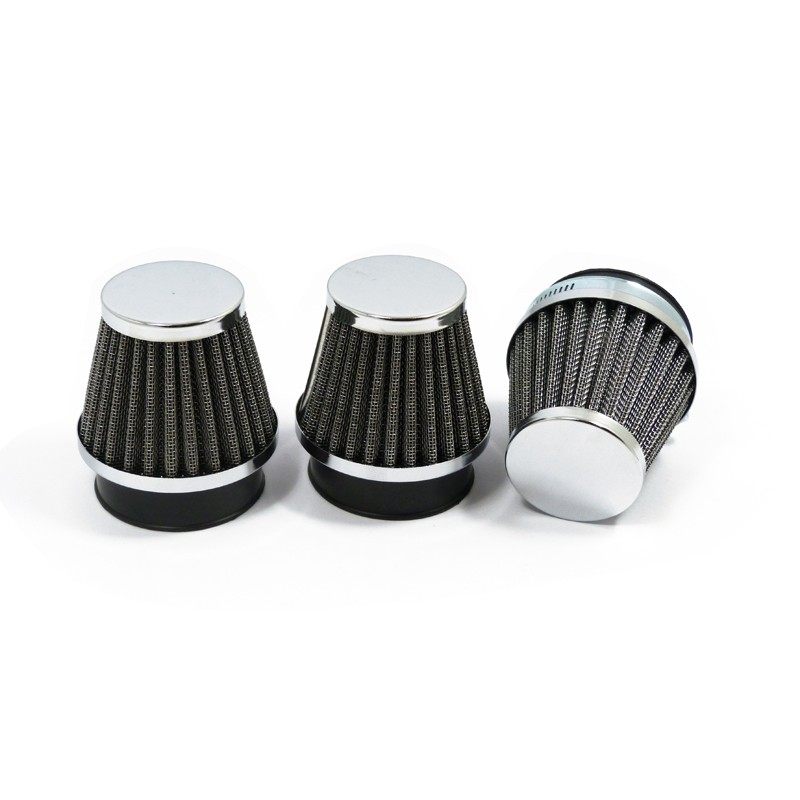 filtre a air moto conique diam 54 mm en livraison gratuite en france m tropolitaine. Black Bedroom Furniture Sets. Home Design Ideas