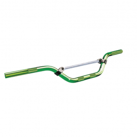 GUIDON MX REGULAR 22.2MM GREEN