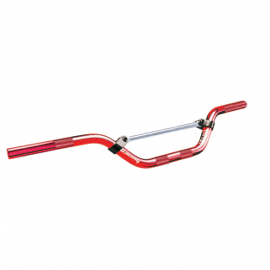 GUIDON MX REGULAR 22.2MM RED