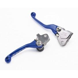LEVIERS ZETA KX250F/450F 13+ Blue