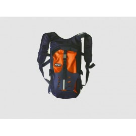 SAC A DOS ENDURO CROSS NOIR / ORANGE