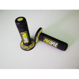 POIGNEES CROSS PROTAPER JAUNE