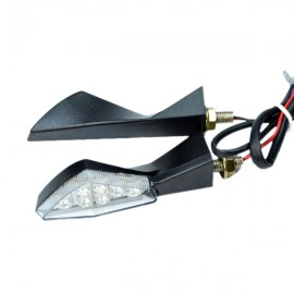 CLIGNOTANT SL029 LED NOIR