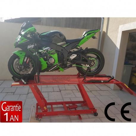Table l vatrice pont moto homologu ce en livraison for Table elevatrice moto