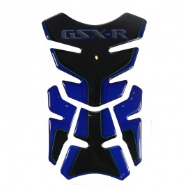PROTECTION RESERVOIR SUZUKI GSX-R BLEU