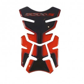 PROTECTION RESERVOIR SUZUKI GSX-S ROUGE