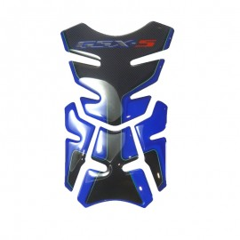 PROTECTION RESERVOIR SUZUKI GSX-S BLEU