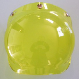 VISIERE BULLE 3 PRESSIONS YELLOW