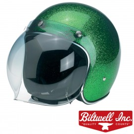 VISIERE BULLE BITWELL 3 PRESSIONS VERT
