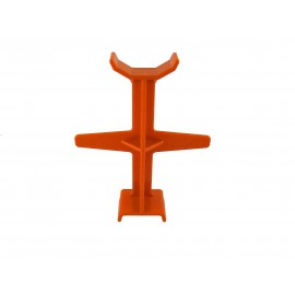 BLOQUE FOURCHE ORANGE MOTO 218 X 190 X 93 MM