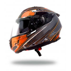 CASQUE INTEGRAL MOTO ULTRALIGHT UP