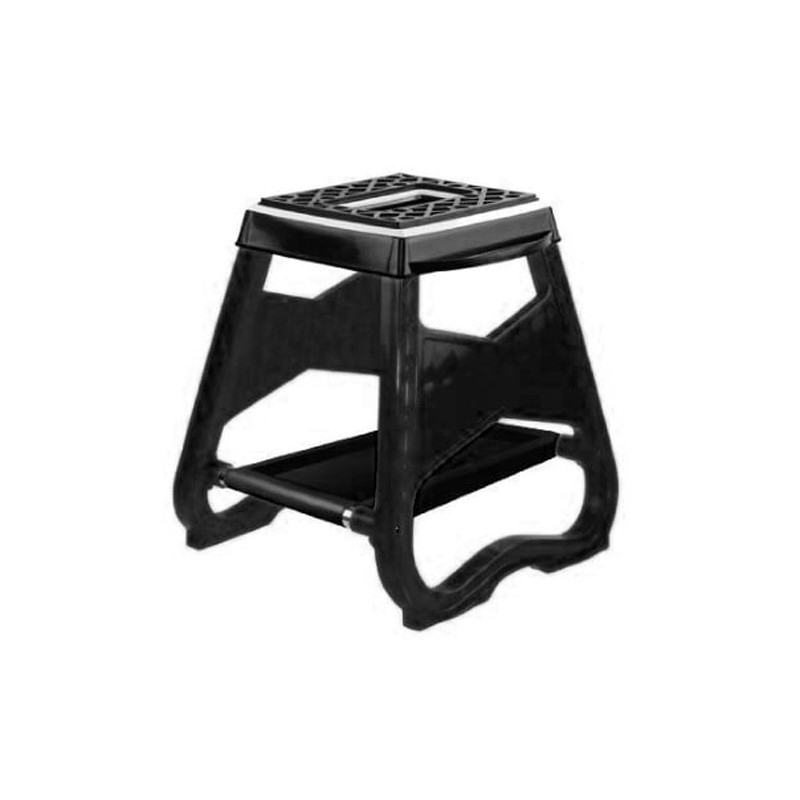 tabouret demontable moto cross enduro noir en livraison gratuite en france m tropolitaine. Black Bedroom Furniture Sets. Home Design Ideas