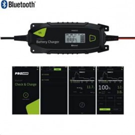 Chargeur 6/12 4a+lithium+bluetooth
