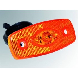 LED - Marquage latèral orange