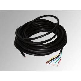 Câble faisceau - 7x0,75², 5m, pvc
