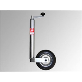 Roue jockey 4,8 cm roue de 20x5 cm