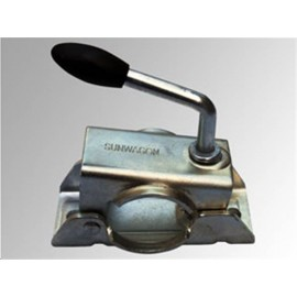 Collier pour roue jockey 4,8 cm