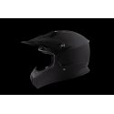 CASQUE CROSS MARVIN 3 UNI NOIR MAT