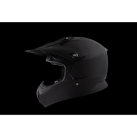 CASQUE CROSS MARVIN UNI NOIR MAT