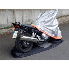 Housse intégrale de protection moto