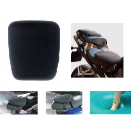 SELLE GEL DYNAMIC COVER  SEAT MOTO TAILLE  S