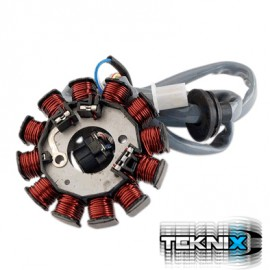 STATOR SCOOTER TEKNIX ADAPTABLE BOOSTER BW'S 04- NITRO AEROX OVETT0 NEOS