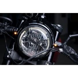 CLIGNOTANT MOTO LED ULTRA MINI ATTO HOMOLOGUE CE