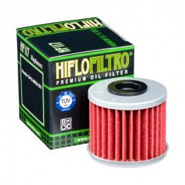 FILTRE A HUILE MOTO HIFLOFILTRO HF117
