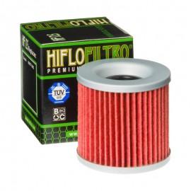 FILTRE A HUILE MOTO HIFLOFILTRO HF125