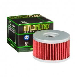 FILTRE A HUILE MOTO HIFLOFILTRO HF137