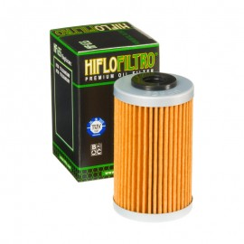 FILTRE A HUILE MOTO HIFLOFILTRO HF655