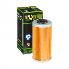 FILTRE A HUILE MOTO HIFLOFILTRO HF611