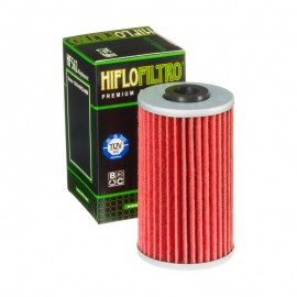 FILTRE A HUILE MOTO HIFLOFILTRO HF562