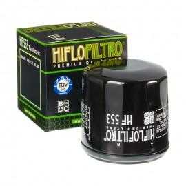 FILTRE A HUILE MOTO HIFLOFILTRO HF553