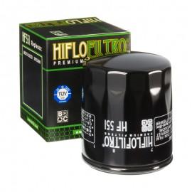 FILTRE A HUILE MOTO HIFLOFILTRO HF551