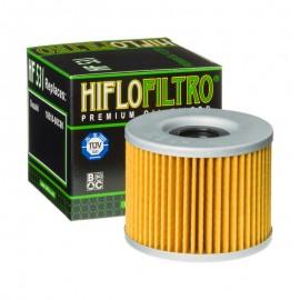 FILTRE A HUILE MOTO HIFLOFILTRO HF531
