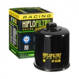 FILTRE A HUILE MOTO HIFLOFILTRO HF303RC