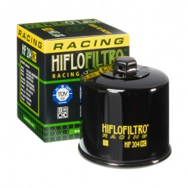 FILTRE A HUILE MOTO HIFLOFILTRO HF204RC