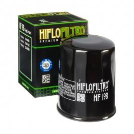 FILTRE A HUILE MOTO HIFLOFILTRO HF198