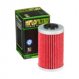 FILTRE A HUILE MOTO HIFLOFILTRO HF155