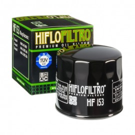 FILTRE A HUILE MOTO HIFLOFILTRO HF153